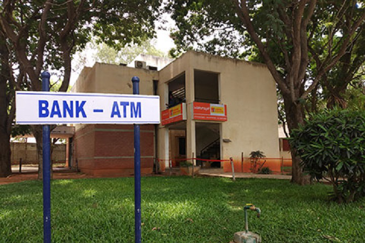 11 Bank Inside Campus