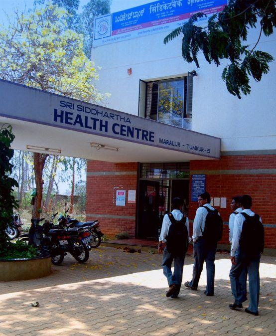 12 Campus Health Center